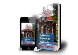Melhores Lugares de Orlando - capa ebook winter garden